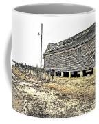 Old Salted Building Coffee Mug
