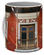 Old San Juan Balcony Coffee Mug