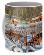 Old School Coffee Mug by Bill Wakeley