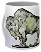 Old School Buffalo Coffee Mug