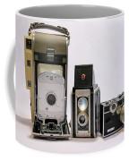 Old School Cameras Coffee Mug