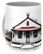 Old Schoolhouse Chester Springs Coffee Mug