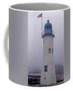 Old Scituate Light Tower Coffee Mug