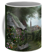 Old Shed Coffee Mug