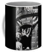 Old Shibe Park - Connie Mack Stadium Coffee Mug