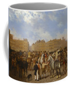 Old Smithfield Market Coffee Mug
