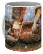 Old Snow Boots Coffee Mug