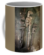 Old Spanners Coffee Mug