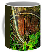 Old Spokes Coffee Mug