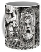Old Statues In Skopje Coffee Mug
