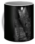 Old Steps In Chester England Coffee Mug