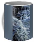 Old Stone Fort Waterfall Coffee Mug