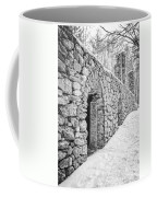 Old Stone Ruins  Coffee Mug
