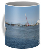 Old Swing Bridge Chincoteague Coffee Mug