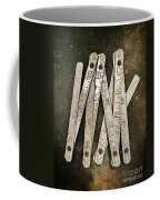 Old Tape-measure Coffee Mug