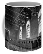Old Ticket Counter At Los Angeles Union Station Coffee Mug