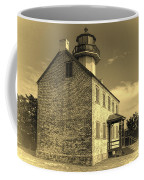Old Time East Point Light Coffee Mug