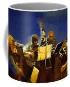 Old Time Music Coffee Mug