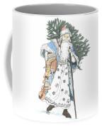 Old Time Santa With Violin2 Coffee Mug