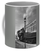 Old Time Steam Coffee Mug
