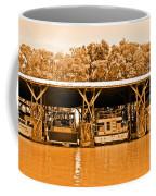 Old Timers At Berth Coffee Mug