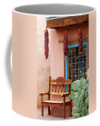 Old Town Albuquerque Shop Window Coffee Mug