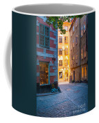 Old Town Alley Coffee Mug