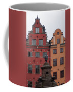 Old Town Architecture Coffee Mug