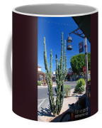 Old Town Cactus Coffee Mug