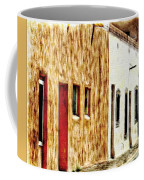 Old Town New Mexico Coffee Mug