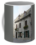 Old Town Quebec Canada Coffee Mug
