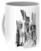 Old Town-rethymno Coffee Mug