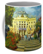 Old Town Square Coffee Mug