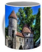 Old Town - Tallin Estonia Coffee Mug