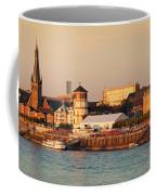 Old Town With Lambertus Church Coffee Mug