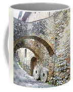Old Towns Of Tuscany San Gimignano Italy Coffee Mug