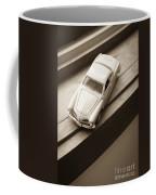 Old Toy Car On The Window Sill Coffee Mug