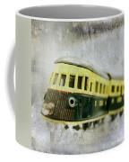 Old Toy-train Coffee Mug