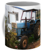 Old Tractor I Coffee Mug