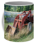 Old Tractor Coffee Mug by Jennifer Ancker