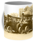 Old Tractors Coffee Mug
