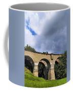 Old Train Viaduct In Poland Coffee Mug