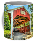 Old Trostle Town Bridge Coffee Mug