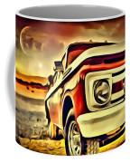 Old Truck Art Coffee Mug