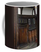 Old Tudor Doorway Coffee Mug