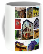 Old Turkish Houses Coffee Mug