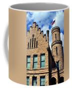 Old Vanderburgh County Jail Coffee Mug