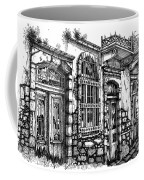 old Venetian doors Coffee Mug