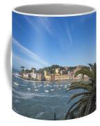 Old Village Sestri Levante Coffee Mug