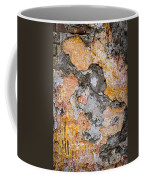 Old Wall Abstract Coffee Mug